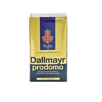 Кава натуральна смажена мелена, Dallmayr Prodomo 500 г