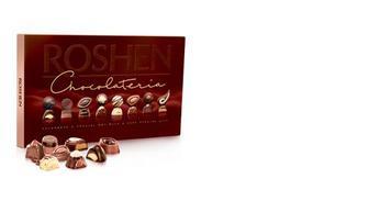 Конфеты Chocolateria, ROSHEN, 194г