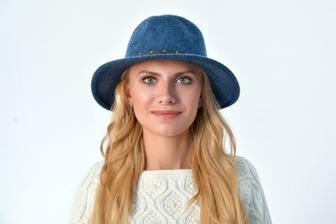 Шляпа Федора N1200