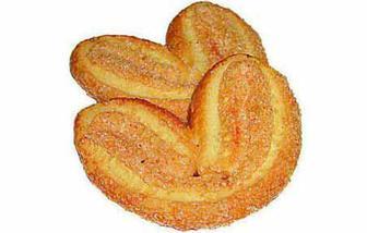 Печиво Вушка Лукас 1 кг