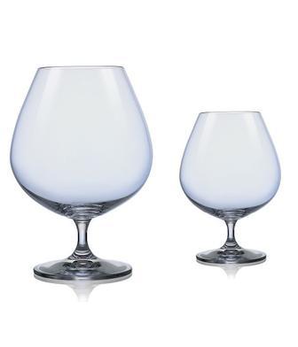 Келих для вина або коньяку Вінтаж XXL Богемія 2 шт 820 мл 850 мл 875 мл