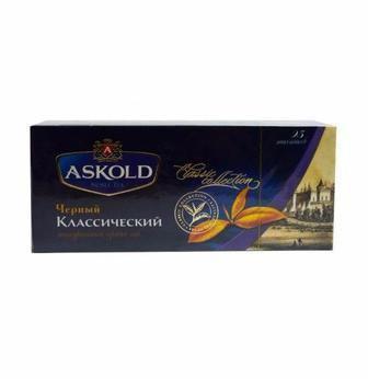 Чай чорний Класичний Аскольд 25пак