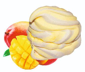 Зефир Ромны, Наслаждение манго, 1 кг