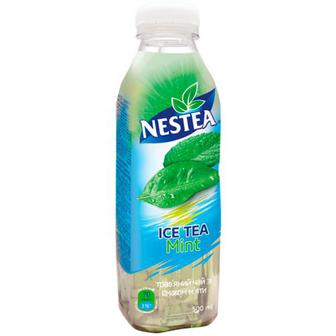 Напій Nestea Ice Tea трав`яний чай М`ята 0,5л