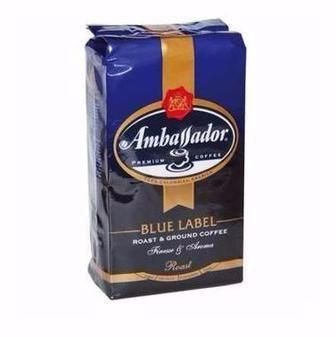 Кава мелена Blue Lаbel, Ambassador, 250г