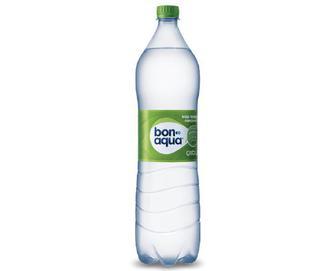 Вода Bonaqua середньогазована, 1,5 л