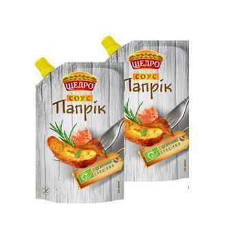 Соус Тартар, Сирний, Папрік  Щедро 200 г
