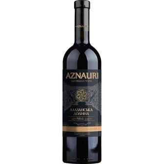 Вино червоне Азнаурі Алазанська Долина 0,75л