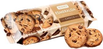 Печиво Roshen Есмеральда з шмат.шоколаду 150г