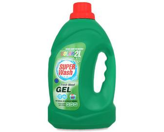 Засіб для прання рідкий Super Wash Colorе, 2л