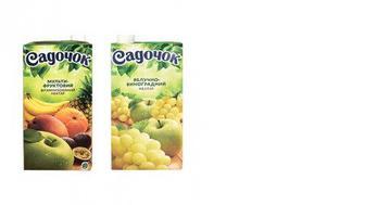 Нектар Виноград-Яблоко, Мультифрукт витаминизированный