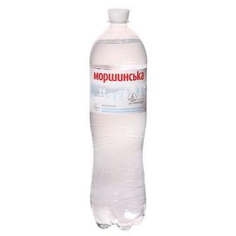 Вода негазована Моршинська 1,5л