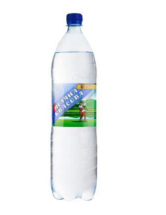 Вода Лужанська мінеральна 1,5 л