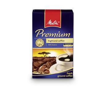 Кава мелена Premium Melitta 250г