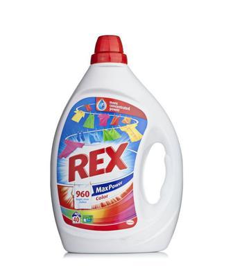 Гель для прання rex 2л