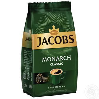 Кофе молотый Якобз Монарх 70 г