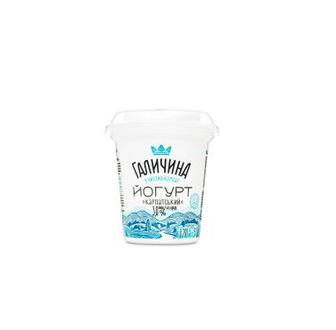 Йогурт Галичина Карпатський без цукру 3,0% ст 280