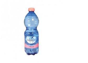 Минеральная вода Италия San Benedetto газ/негаз, 0,5л