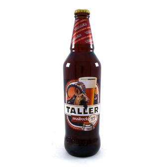 Скидка 27% ▷ Пиво світле maibock Taller 0,5л