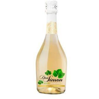 Вино газоване Don Simon Moscato біле солодке 0.75 л