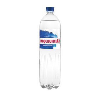Вода мінеральна Моршинська сильногазована 1.5 л
