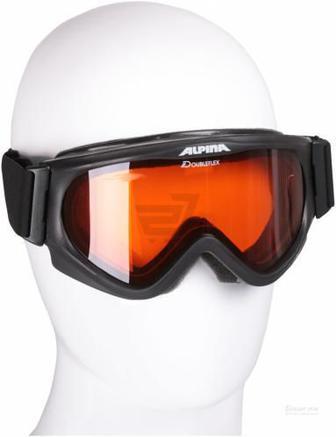 Гірськолижна маска Alpina Ethno black UN A7043-33