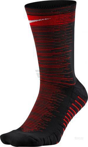 Шкарпетки Nike U NK SQUAD CREW SX6831-060 р. S сірий