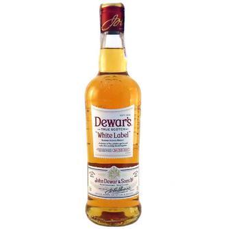 Віскі Dewar's White Label 0,7 л