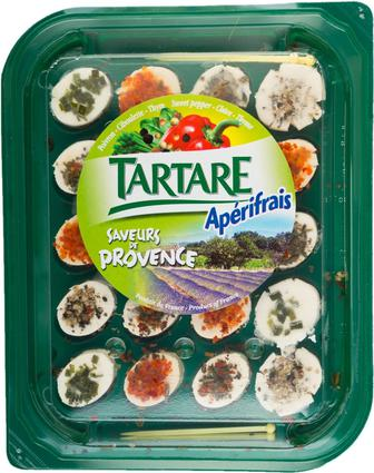 Сир Bongrein Tartare з прован.тр.сирн.70%100г