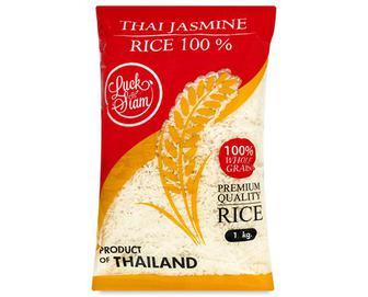 Рис Luck Siam «Жасмин» 1кг