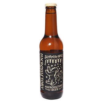 Пиво св.0,33л 5,2% Microhistory Schengen