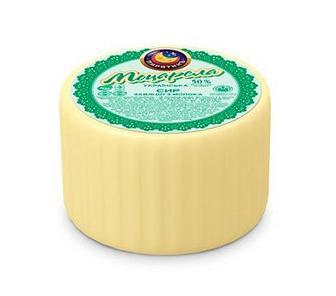 Сыр Моцарелла украинская 50% Пирятин, 210г