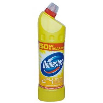Универсальное средство Domestos Лимонная свежесть 24 часа 1 л
