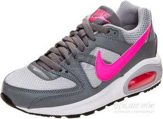 Кросівки Nike Air Max Command Flex 844349-003 р.6Y сірий