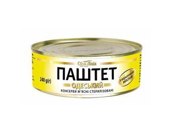 Паштет Одеський з вершковим маслом Своя лінія - 240 г
