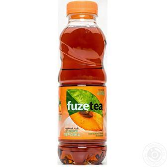 Холодний чай Fuzetea Персик 500мл
