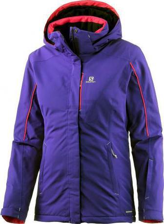 Куртка Salomon Strike L39116300 р. M фіолетовий L39116300