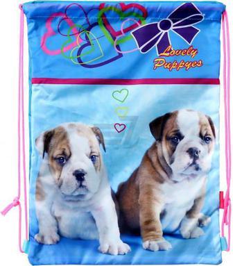 Сумка для взуття 210D PL 9838 Lovely Puppies 46x33см CLASS