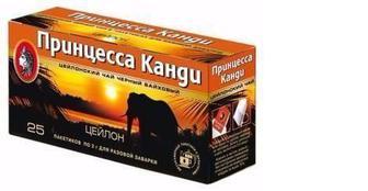 Чай Принцеса Канді, 25,2г