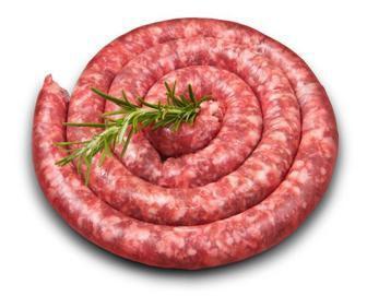 Колбаса домашня зі свинини1 кг