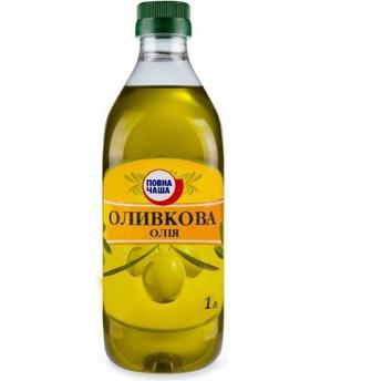 Олія оливкова Pomace Повна Чаша 500 мл