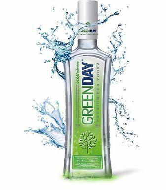 Горілка класична Green Day 0,5л