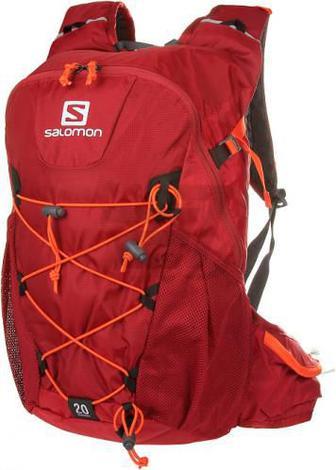 Рюкзак Salomon Evasion 20 л червоний L39323900