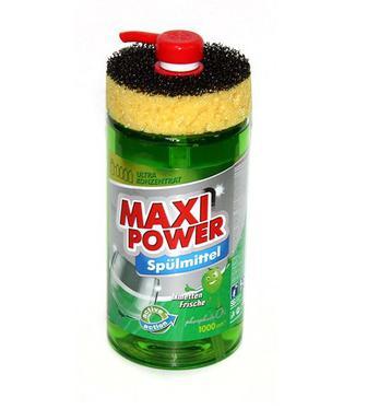 Средство для посуды MAXIPower 1л