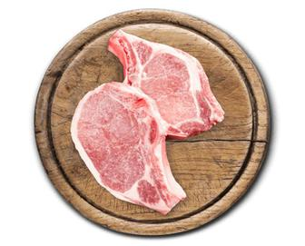 Корейка свинини охолоджена, кг