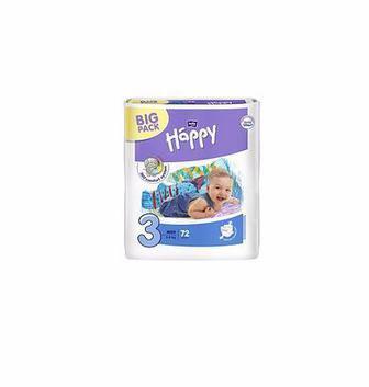 Підгузники для дітей Беббі Хеппі
