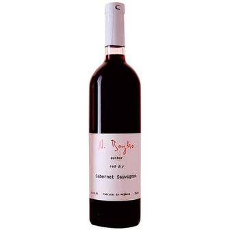 Вино Cabernet Sauvignon червоне сухе 0,75л
