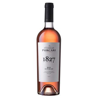 Вино Мерло червоне сухе,Розе рожеве сухе Purcari