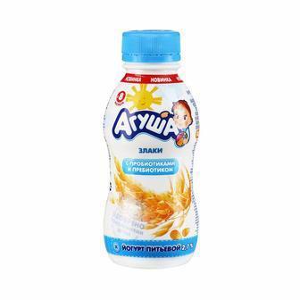 Йогурт питний 2,7% Агуша 200 мл